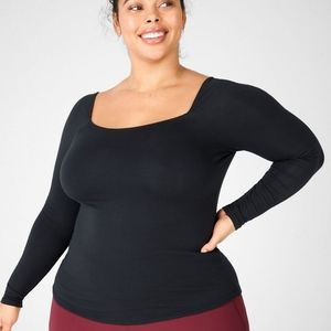 NWT Fabletics Kinsley L/s top, size 4x